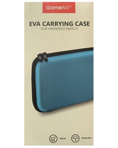 Защитный чехол EVA Carrying Case (голубой) (Nintendo Switch)