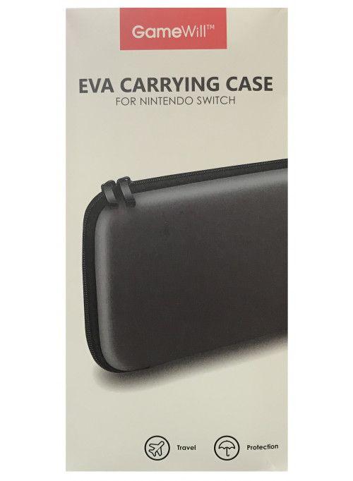 Защитный чехол EVA Carrying Case (черный) (Nintendo Switch)