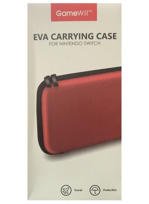 Защитный чехол EVA Carrying Case (красный) (Nintendo Switch)