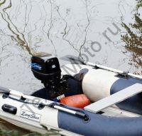 Zongshen F 6 BMS (SELVA Oyster 6) четырехтактный подвесной лодочный мотор. Texnomoto.ru