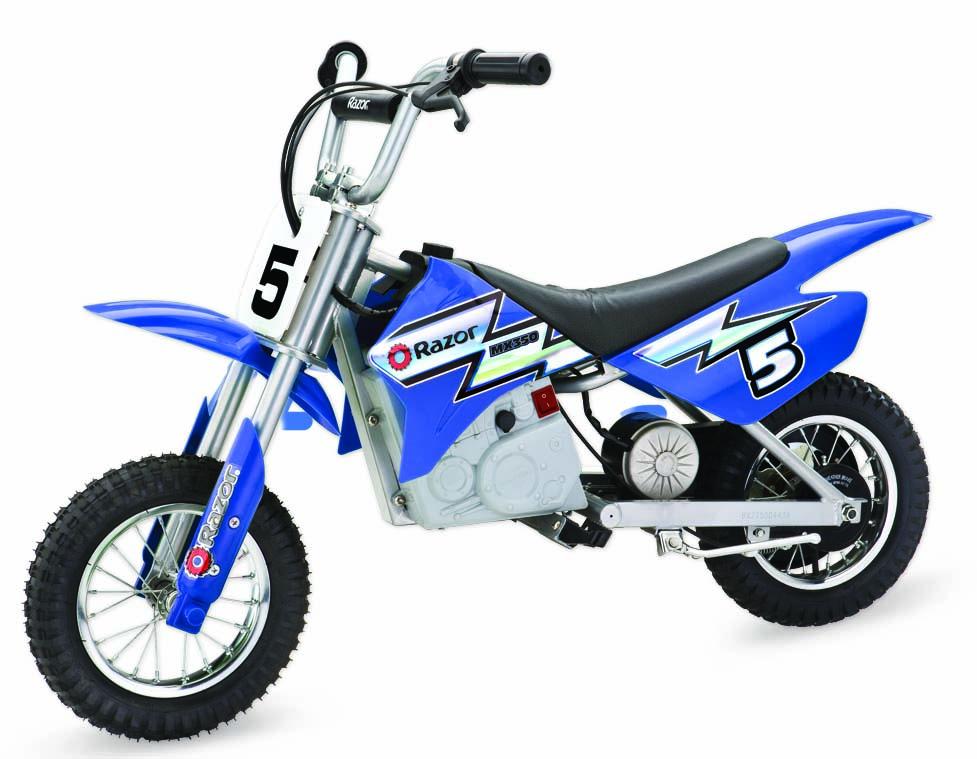 Электро-минибайк Razor MX350