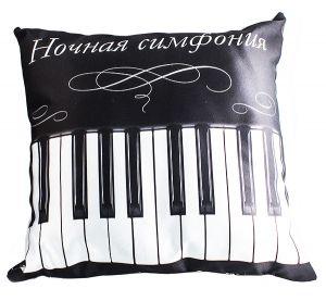 Подушка Ночная симфония