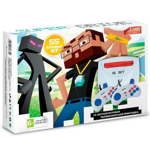 Sega Super Drive Minecraft (55-in-1) #