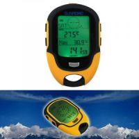 6 в 1 - барометр, альтиметр, компас, термометр и др.