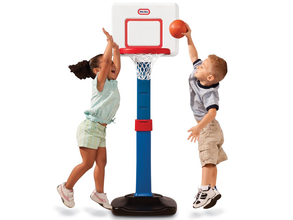 Баскетбольный щит little tikes 620836