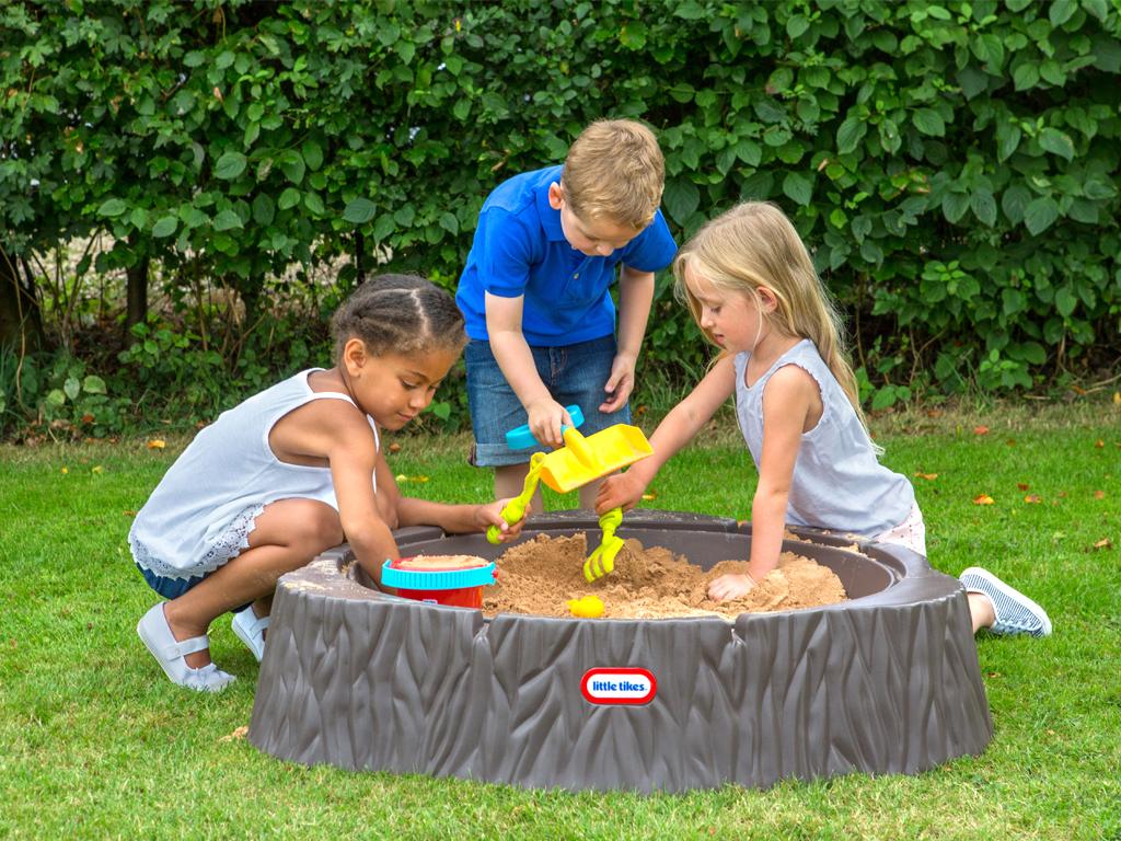 Песочница little tikes дерево 644658