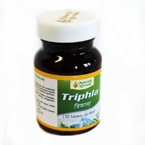 Трифала (Triphala tab) Maharishi Ayurveda, 50 таб.*1000 мг