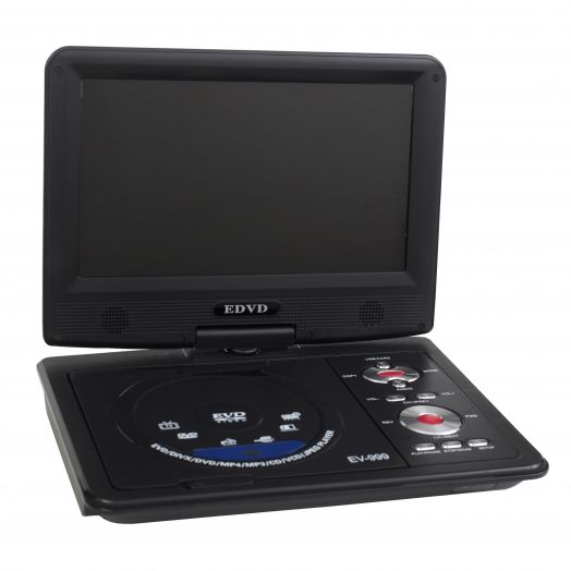 Портативный DVD 13.9 EV-1039