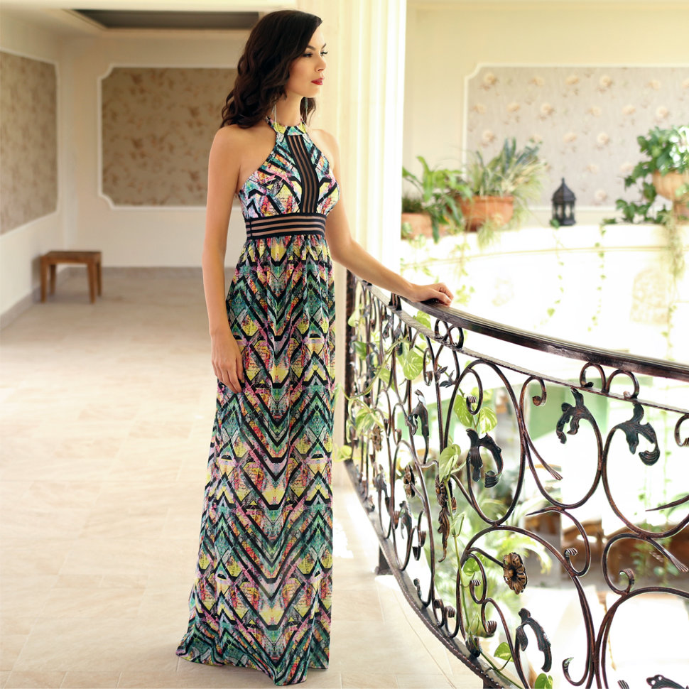 Платье FQ266 Jolidon DSK