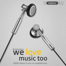 Наушники Remax RM-305M (we love music too)