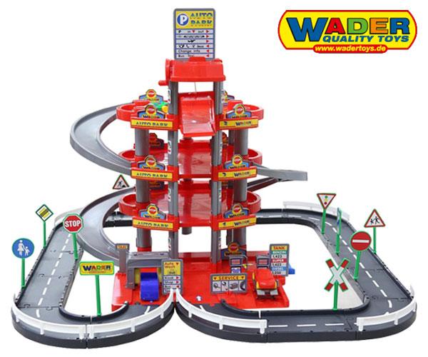 Паркинг wader 4 уровневый 44723
