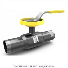 Кран шаровый LD стальной фланцевый КШ.Ц.Ф.150/125.025 Ру-25, Ду-150