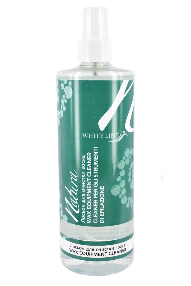 Лосьон для очистки воска White line Natura 500 мл