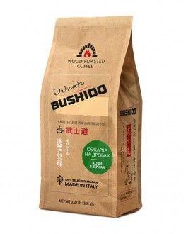 Кофе Бушидо Delicato зерно 250г