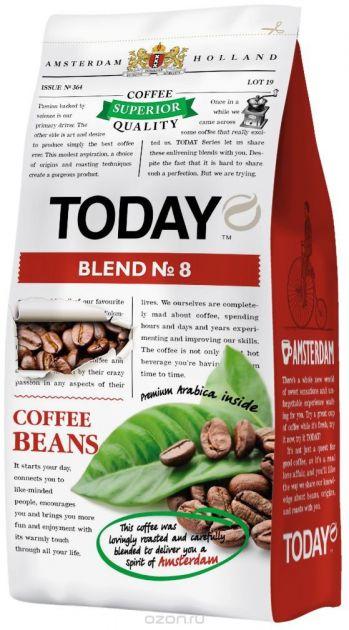 Кофе Today Blend & Кофе зерно 200г