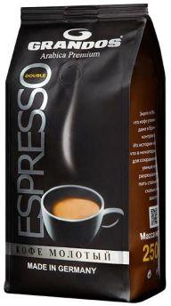 Кофе Грандос Эспрессо молотый 250г