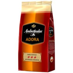 Кофе АмбассадорAdora молотый пакет 95г