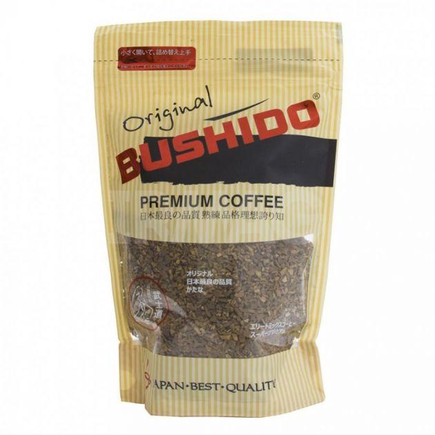 Кофе Бушидо Оригинал пакет 85г