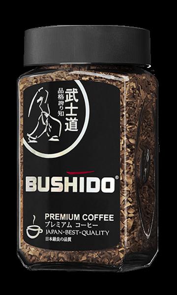 Кофе Бушидо Black Katana 50г
