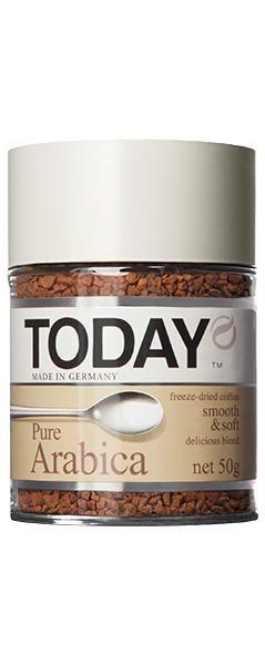 Кофе Today Pure Arabica 50г
