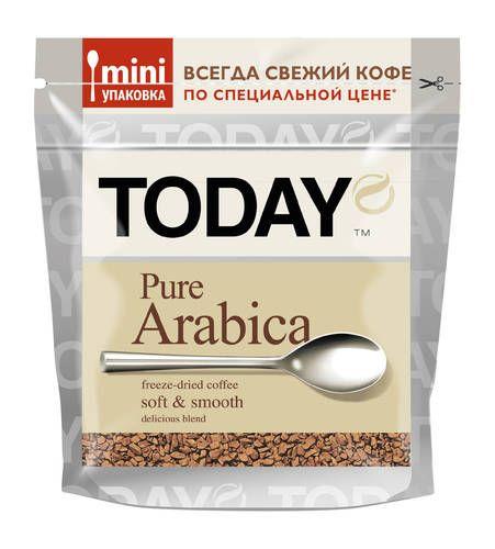 Кофе Today Pure Arabica 37,5г