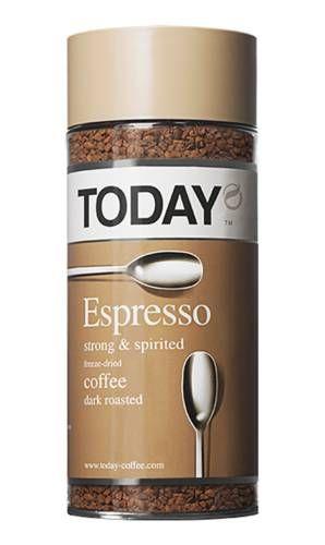 Кофе Today Espresso 95г
