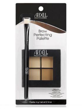 Ardell Brow Perfecting Pallette Палетка хайлайтер + корректоры (кремовая)