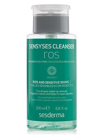 Sesderma Sensyses Cleanser Ros Очищающий лосьон для кожи с покраснениями