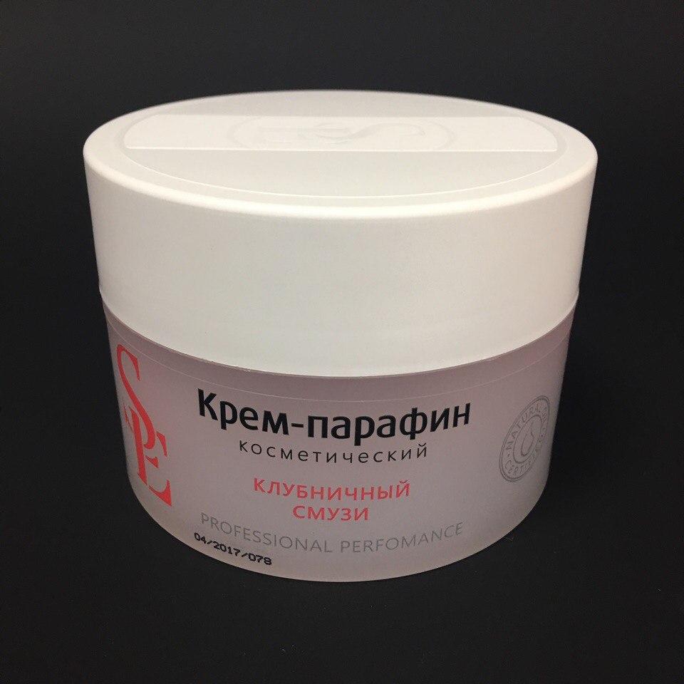 """АП Крем-парафин """"Клубничный смузи"""" 150мл"""