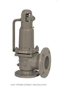 Клапан предохранительный сбросный СППК4-50-63 Ду50 Ру63