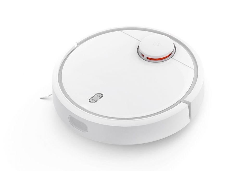 Робот пылесос Xiaomi Mi Robot Vacuum Cleaner SDJQR01RR