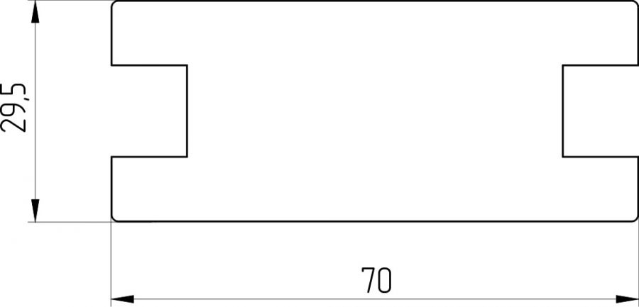 Планка 70