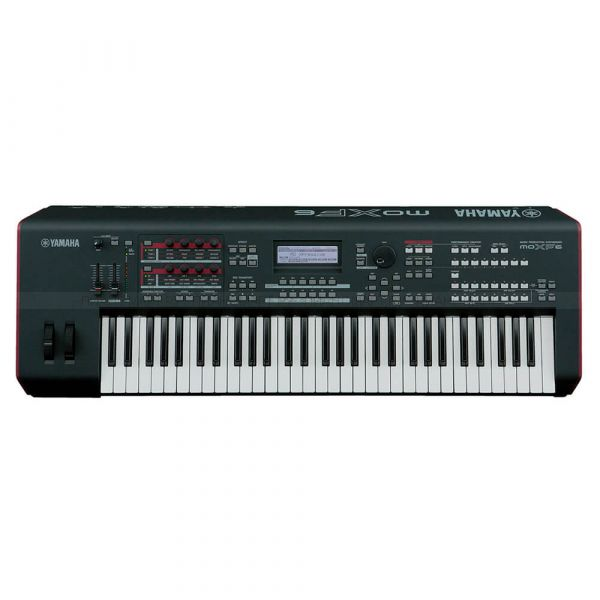 Yamaha MOXF6 синтезатор 61 клавиша
