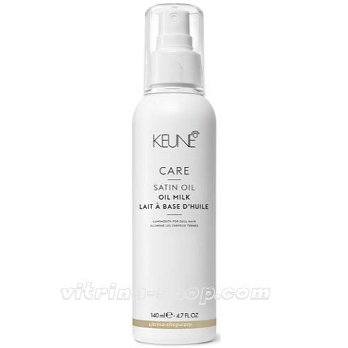 KEUNE Масло-молочко для волос Шелковый уход / CARE Satin Oil-Oil Milk, 140 мл. (21318) Кёне