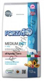 Forza10 (Форца10)  Medium Diet Agnello (корм для взрослых собак средних пород, ягненок)