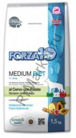 Forza10 (Форца10) Medium Diet Cervo/Patate корм для собак средних пород (оленина/карт.)