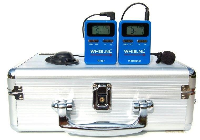 Рация Whis Competition набор из 1 передатчика и 1 приемника