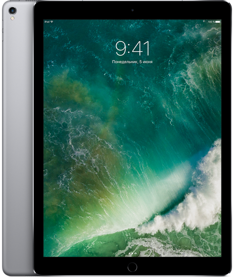 Apple iPad Pro 12.9 128Gb Wi-Fi + Cellular Space Gray