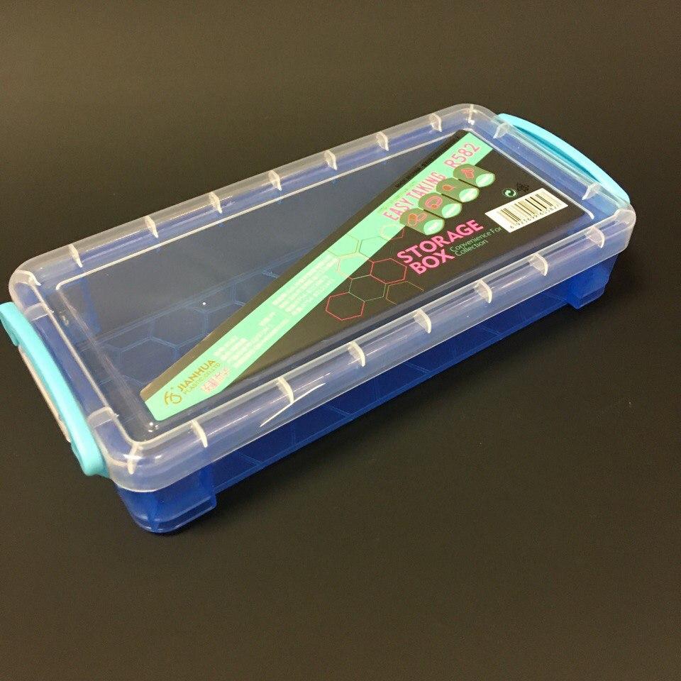 Контейнер для инструментов цветной пластик (Соты)