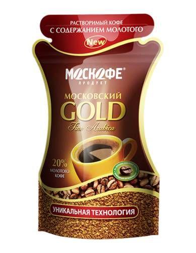Кофе Московский Gold м/у 85г