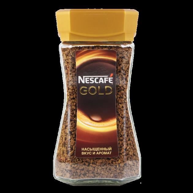 Кофе Нескафе Голд ст/б 95г