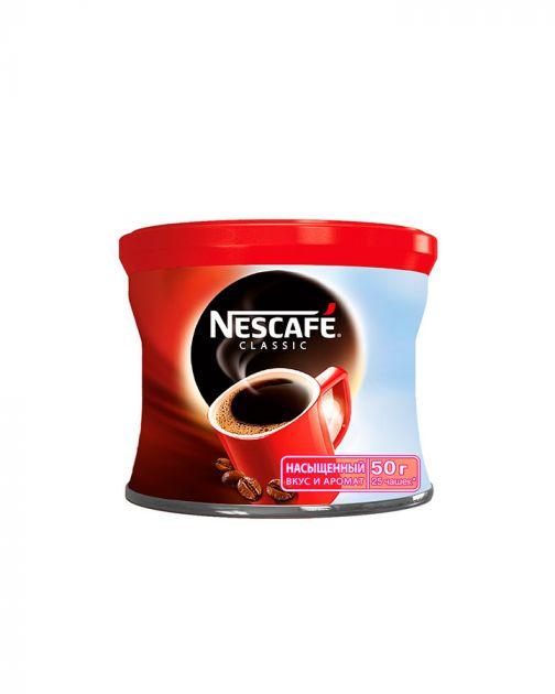 Кофе Нескафе Классик ж/б 50г