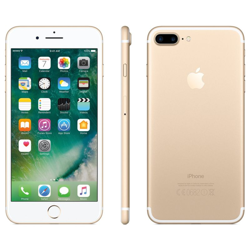 Apple iPhone 7 Plus 128GB LTE Gold (MN4Q2RU/A)