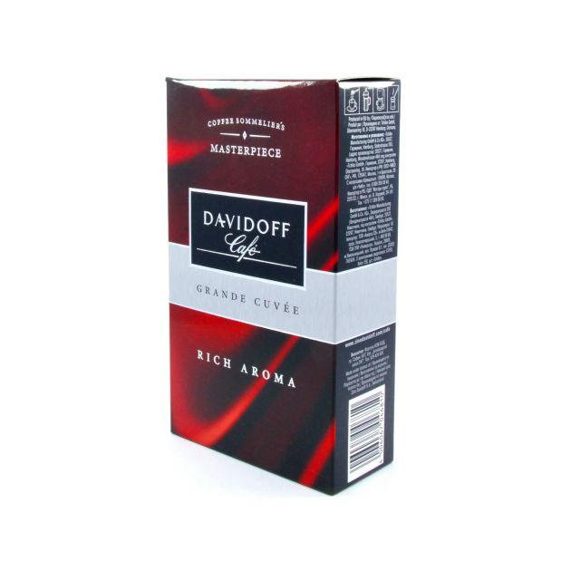 Кофе Чибо Давыдов Rich молотый пакет 250г