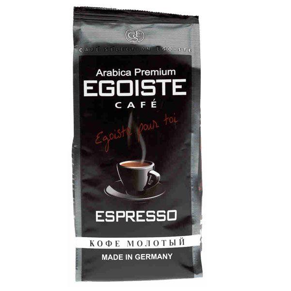 Кофе Эгоист Espresso молотый 250г