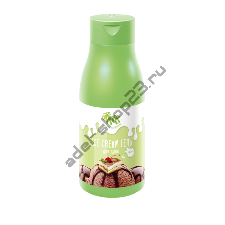 "Milk - Ice-cream гель для душа ""Тирамису"""