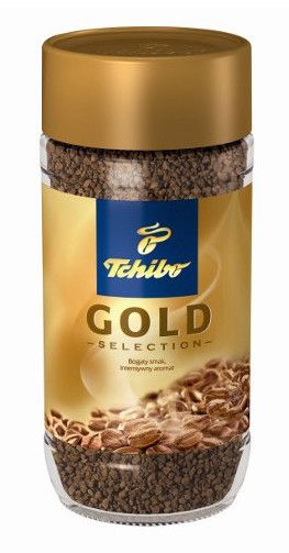 Кофе Чибо Gold Selection раств. ст/б 95г