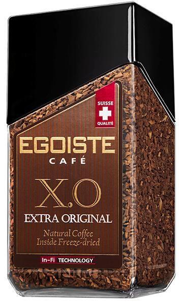 Кофе Эгоист Extra Original ст/б 100г