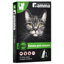 Гамма Био капли для кошек.