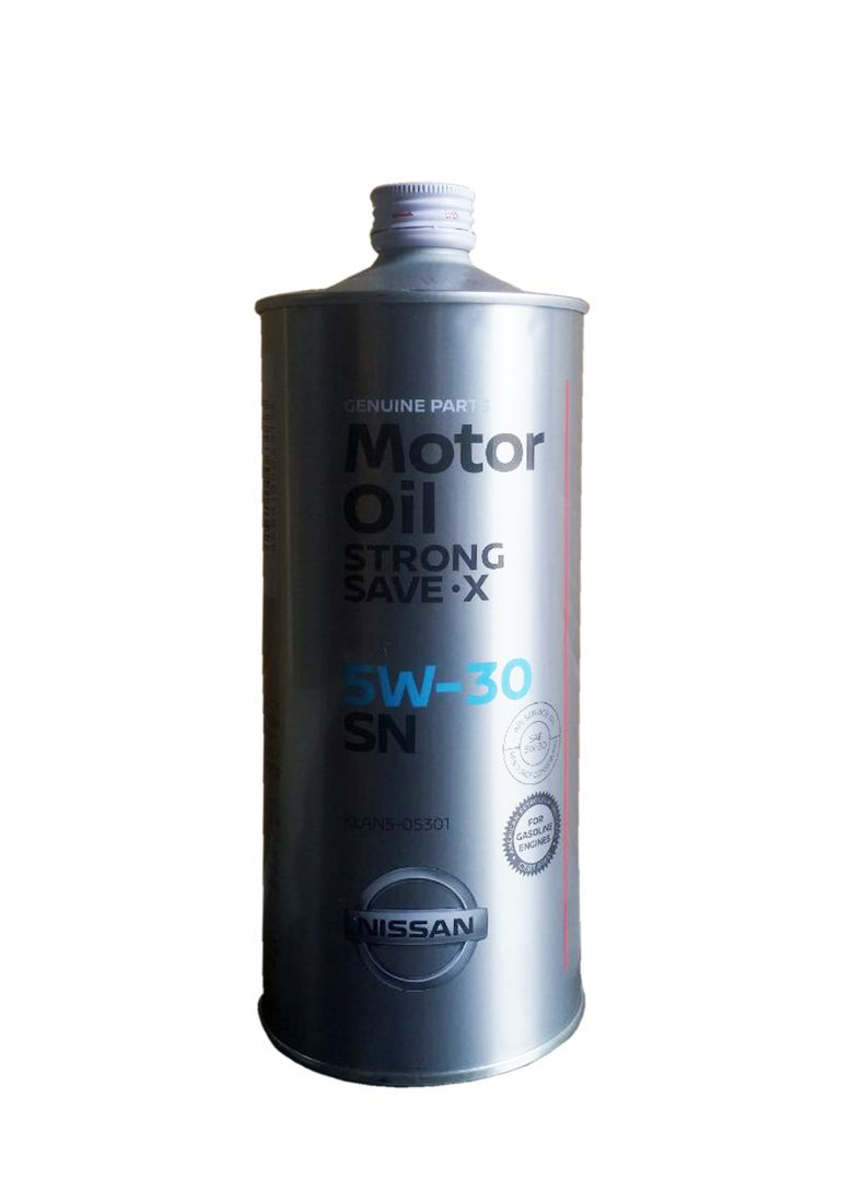 Моторное масло NISSAN SN Strong Save X SAE 5W-30 (1л)